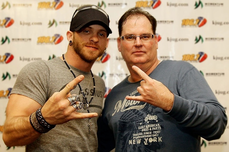 A day with brantley gilbert and his fans cre8tive reviews me brantley gilbert m4hsunfo