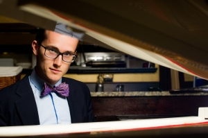 Pianist John Burke
