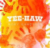 "Rory Gardiner CD ""Yee Haw"" (Credit: Rory Gardiner Official Webpage)"