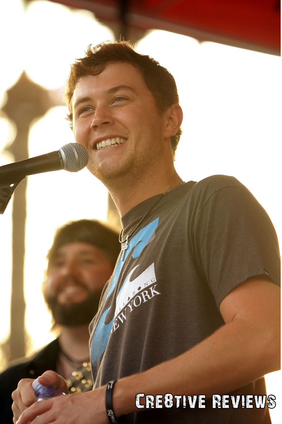 scotty mccreery meet and greet 2014