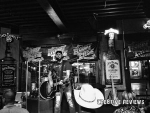 Grant Meredith Performs at Honky Tonk Central